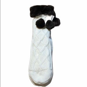Frye Women's Home Socks with Grippers